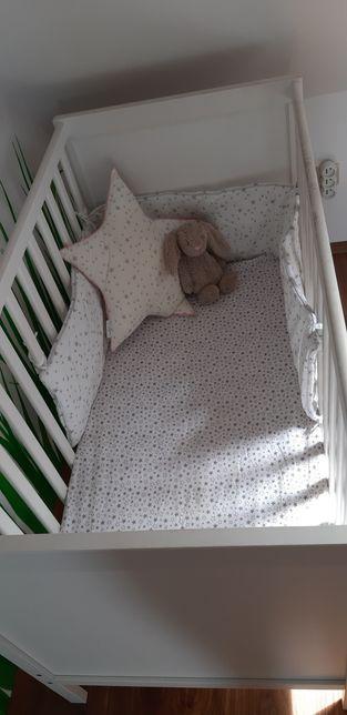 Colorstories ochraniacz do łóżeczka
