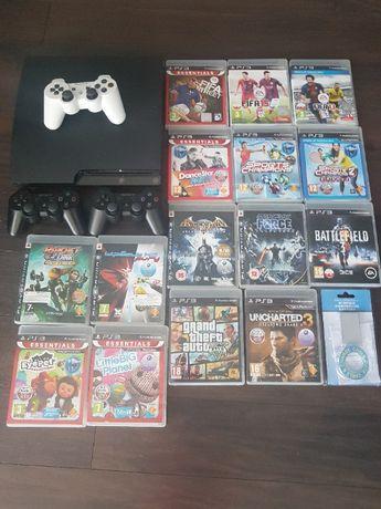 Konsola PS 3 Sony zestaw