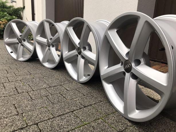 Felgi orginalne Audi 18 A4 A5 A6 A7 A8 Q3 Q5 Q7