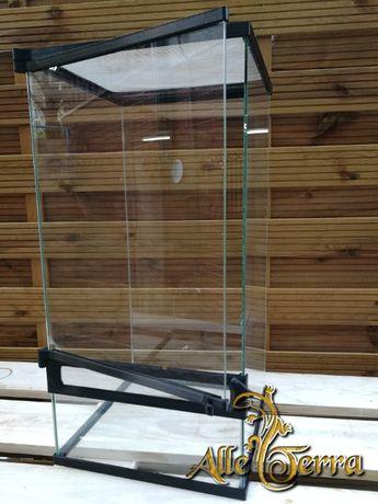 Terrarium szklane 30x30x60 cm AlleTerra