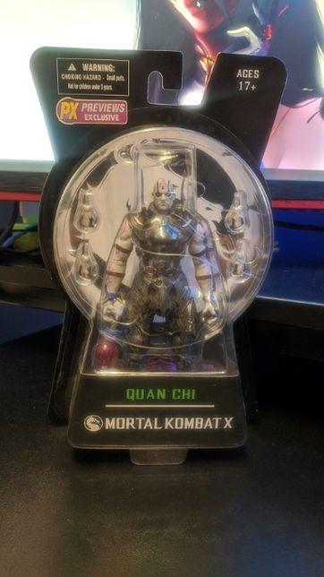 """Figurka Mortal Kombat X Quan Chi PX Previews Exclusive - Mezco 6"""""""