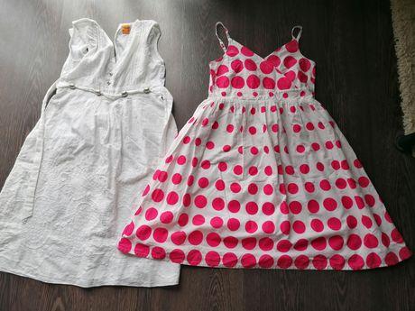 Sukienka 128 biala (Majoral)