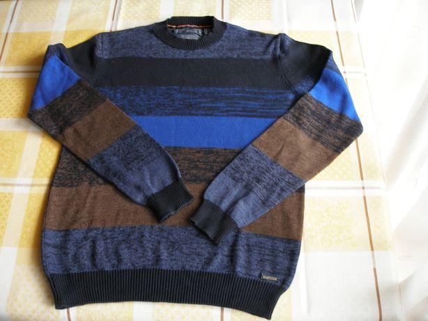 Sweter męski nowy rozmiar M marka CARRY