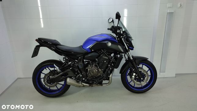 Yamaha MT 07 ABS A2 35KW 2018r 8158km Transport Naked