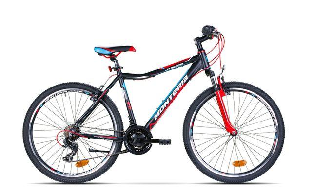 """Rower monteria junior 26"""" RAMA 17"""""""