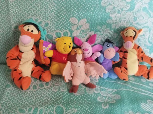 Вінні пух,Winnie the Pooh, тигруля