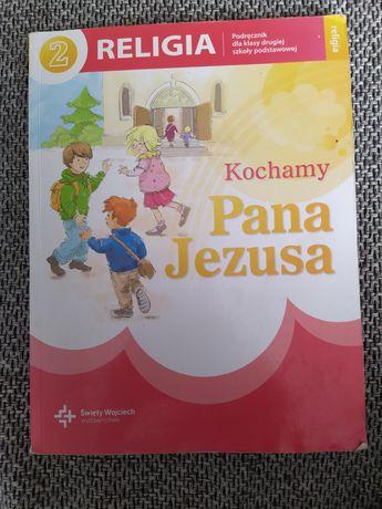 Podręcznik do religii do klasy 2