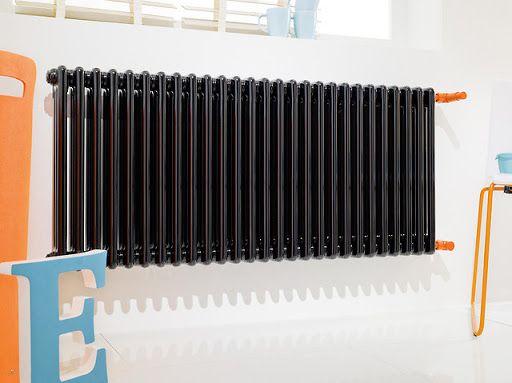 Grzejnik Dekoracyjny Instal Projekt Tubus 3 Czarny Mat