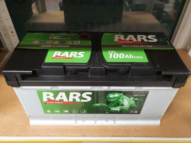 Akumulator BARS Energy 100Ah 12V pojemnościowy Wrocław Promocja!