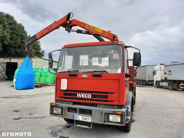 Iveco CARGO  Wywrotka IVECO Cargo z HDS em
