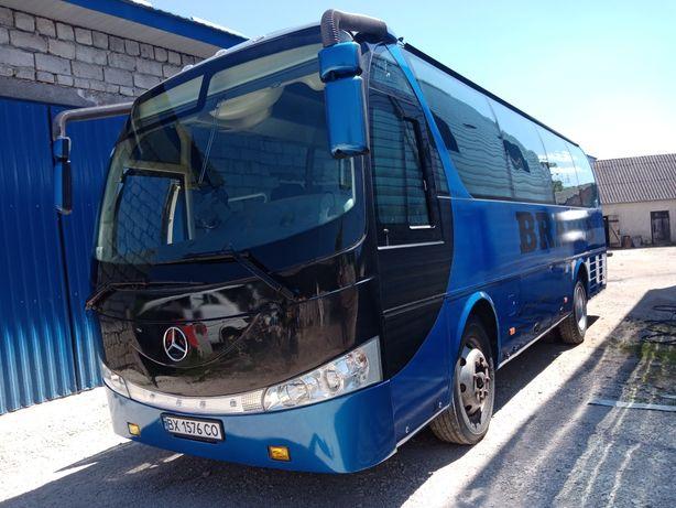 Продам автобус Yutong