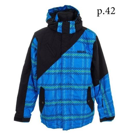 Термо-куртка. Мужская. Для сноуборда. Мембранная. Осень-зима. Новая