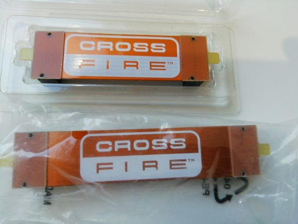 Шлейф Cross Fire для соединения 2-х видеокарт Nvidia