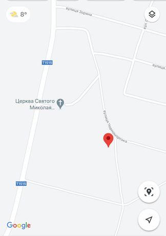 Продажа участка в Рыбаковке