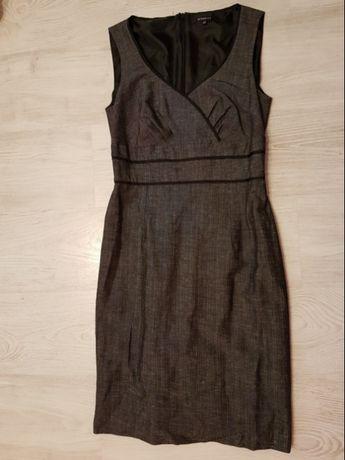 Elegancka biurowa sukienka RESERVED rozmiar 36, święta wigilia