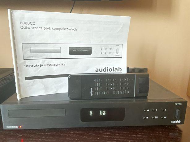 Odtwarzacz Audiolab 8000 CD