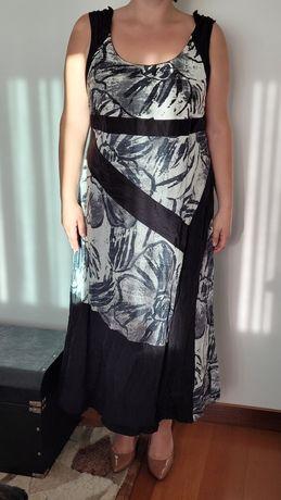 Vestido Bluetime Fashion, XL