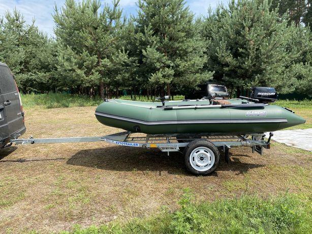 Лодка,лафет,мотор лодочный Mercury 6 4тактный,эхолот.