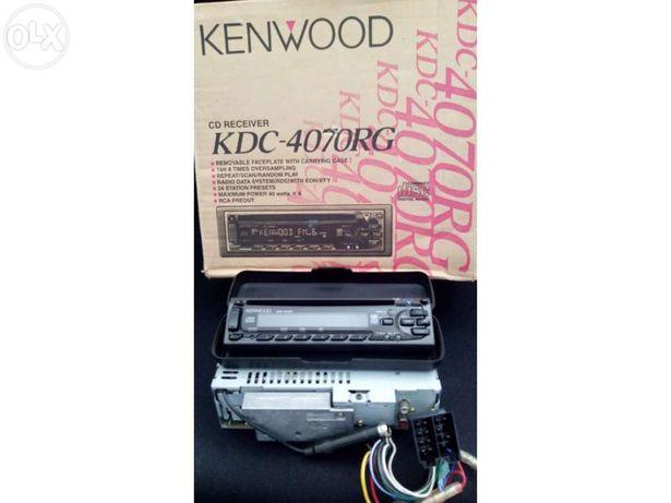 Auto Rádio Kenwood KDC-4070RG