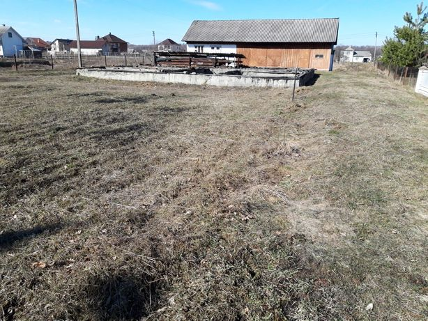 Продам земельну ділянку смт Берегомет