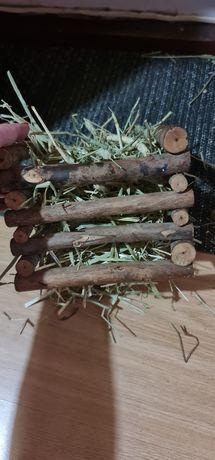 Porta Feno madeira