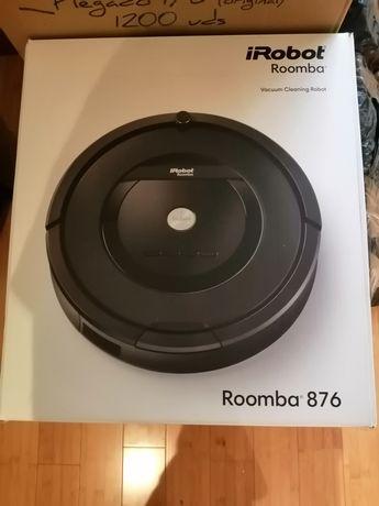 Робот-пилосос iRobot Roomba 876 / Новий