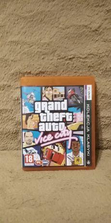 Grand Theft Auto Vice City.