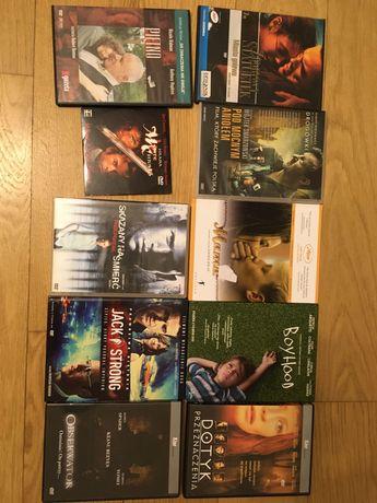 Filmy DVD 10 szt