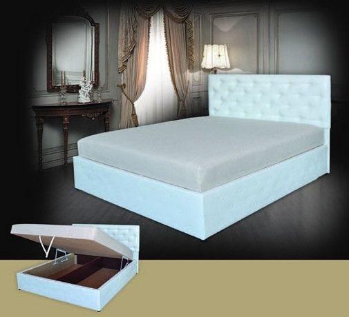 Акція!Ліжко з підйомним механізмом+матрац/АКЦІЯ/Ліжко Версаль