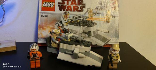 LEGO Star Wars 8083, 75077, 75036