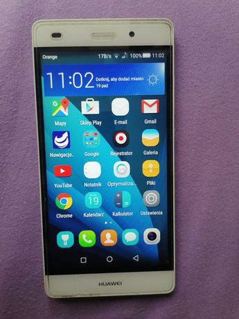 Huawei p8 lite stan bdb