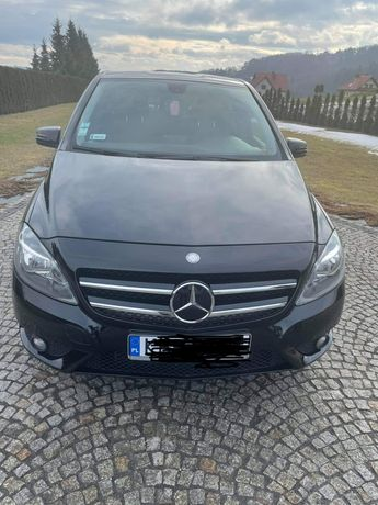 Mercedes -Benz Klasa B 180 cdi