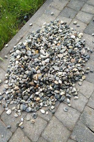 kamyk kamyczek kamień ozdobny ok. 5-6 ton / 1,2 m3