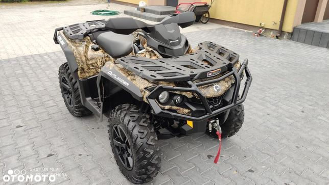 Can-Am Outlander CAN AM OUTLANDER XT 850 camo idealny stan