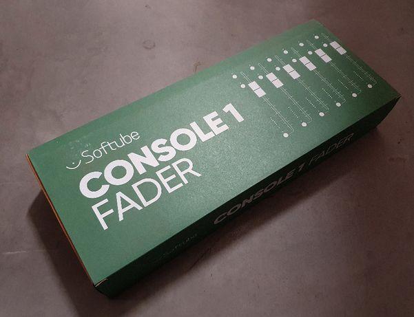 Softube Console 1 Fader