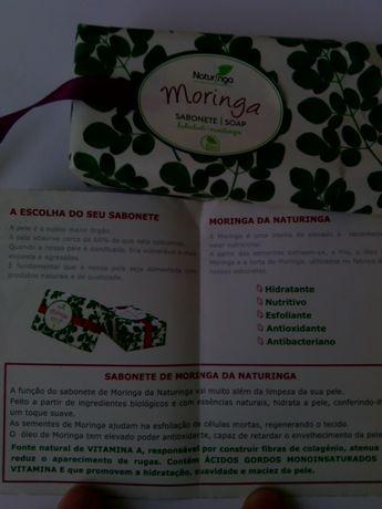 SABONETE Biológico Moringa Oleifera.