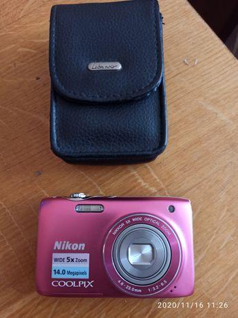 Фотоапарат Nikon coolpix s3100