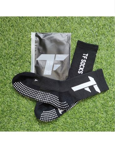 Meias futebol Grip socks (melhor qualidade-preço)