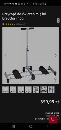 Leg trainer do ćwiczeń