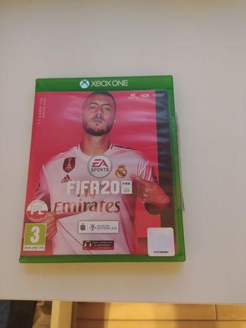 FIFA 20 Xbox one jak nowa !