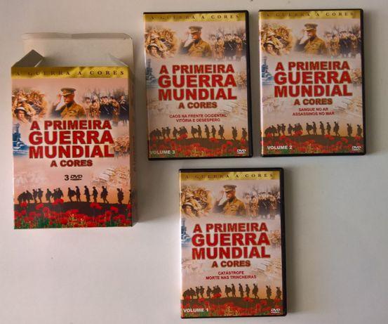 Documentários em DVD