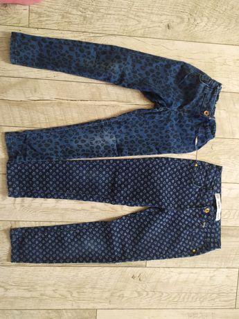Zesta jeansów z regulacją