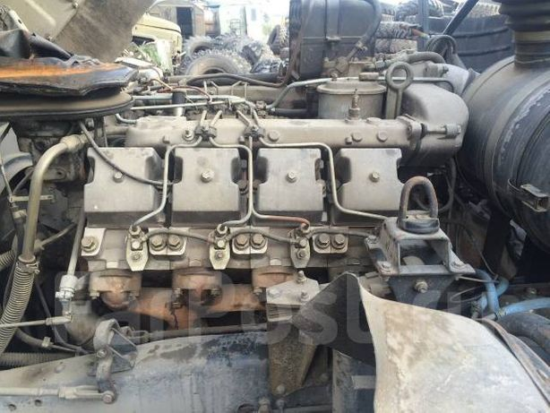 Кап. Ремонт двигателя КАМАЗ