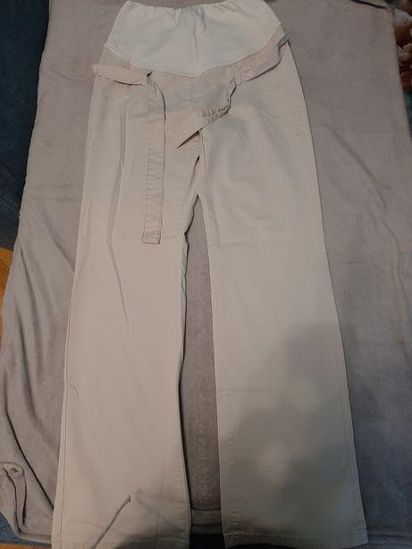 Nowy komplet spodnie tunika ciążowe rozm.L