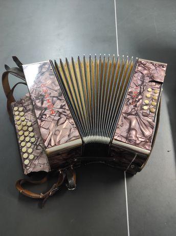 Homer Club II harmonia heligonka akordeon