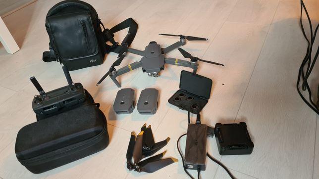 Dron Dji Mavic Pro fly more combo. Baterie 17/25/25 cykli