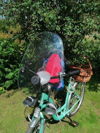 Fotelik rowerowy przedni Hamax Observer