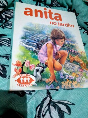 Anita no jardim verbo infantil 1987