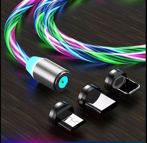 Зарядный шнур с подсветкой