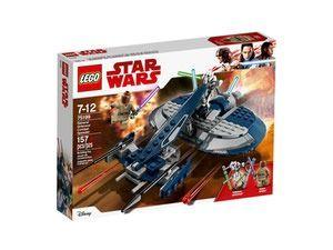 Lego 75199 Star Wars Ścigacz Bojowy Generała NOWE
